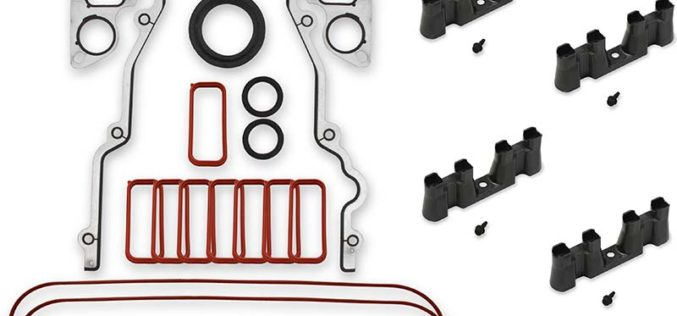 Holley/MSD Announces Release of Mr. Gasket LS Cam Change Kits