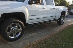 N-Fab Sidebars for Short Bed Chevy/GMC