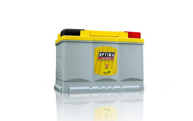 OPTIMA Batteries Reveals New OPTIMA YELLOWTOP with DIN Fitment