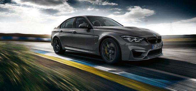 BMW Introduces All-New 2018 M3 CS