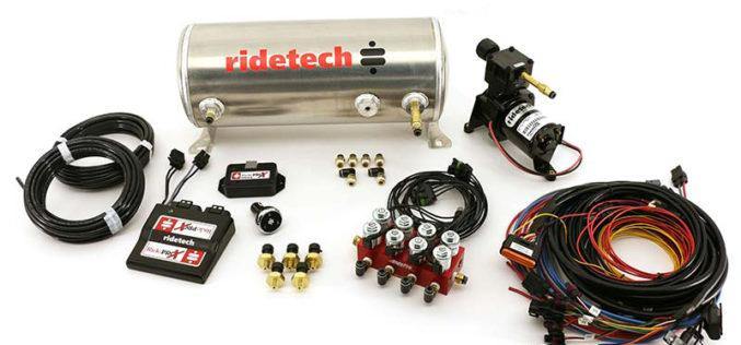 Ridetech's RidePRO-X 3 Gallon Compressor System