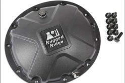 Rugged Ridge Boulder Aluminum Differential Cover