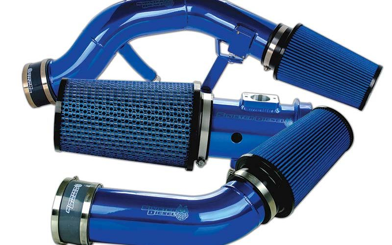 Sinister Diesel Cold Air Intakes for Trucks