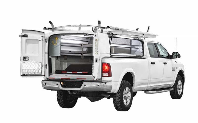 Spacekap Compak Work Truck Canopy