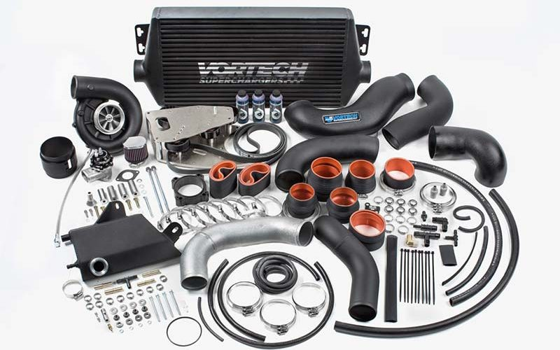 Vortech Supercharger System for 2015-2017 Mustang