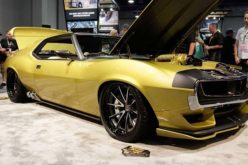Hellcat Powered 1972 AMC Javelin AMX Unveiled at SEMA Show