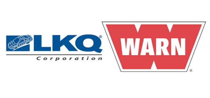 LKQ Corporation Acquires Winch Manufacturer Warn Industries