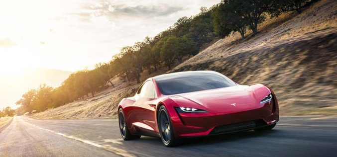 Tesla Claims its Next-Gen Roadster Will be Quickest Car in the World