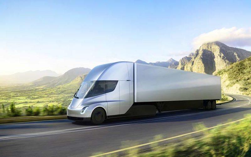 Tesla Finally Officially Unveils Semi Truck