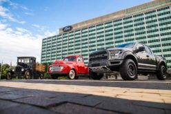 Ford Starts Second Century of Truck Making in 2018