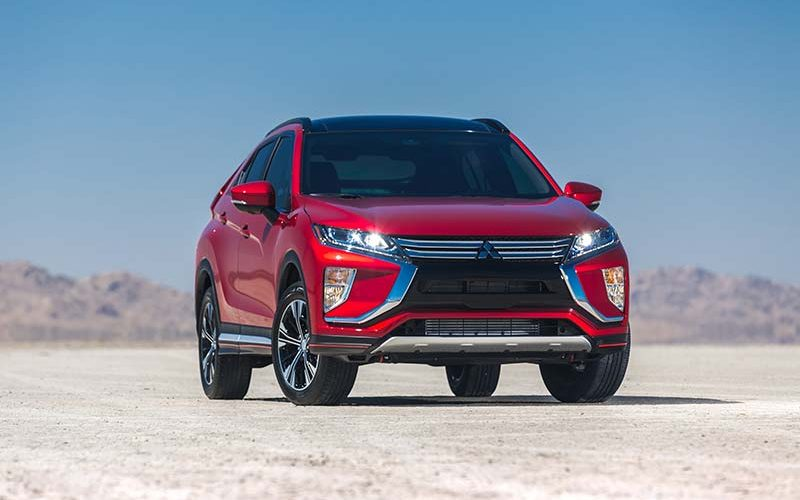 Mitsubishi Revives the Eclipse Name with the all-new Eclipse Cross CUV