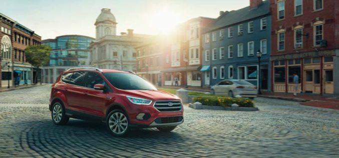 Road Test: 2017 Ford Escape Titanium