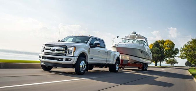 2018 Ford Super Duty is Canada's Most Powerful Pickup Truck Ever