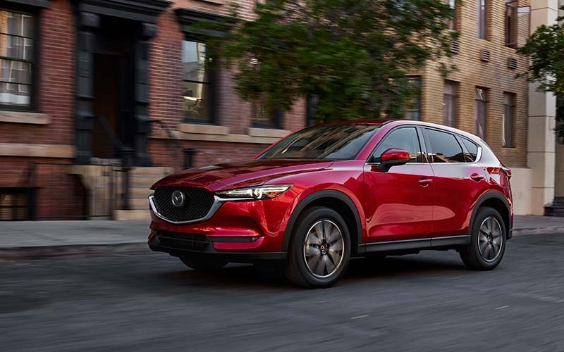 Road Test: 2017 Mazda CX-5 GT