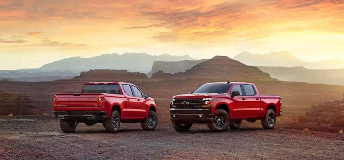 Next Generation Chevrolet Silverado Unveiled at Centennial Event