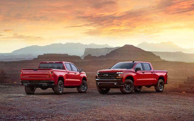 Next Generation Chevrolet Silverado Unveiled at Centennial Event