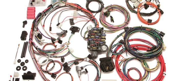 Direct Fit 1969 Camaro 26-Circuit Harness from Painless Performance