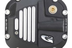 G2 Axle & Gear Offering Brute Differential Covers for Dana 30 and 44 Axles