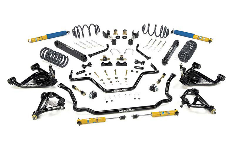 Hotchkis Stage 2 Sport Suspensions for GM B-Body