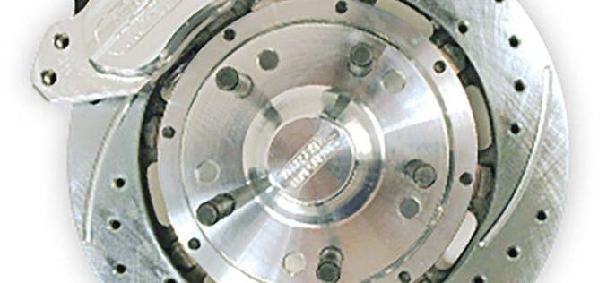 Aerospace Four-Piston Pro Street Disc