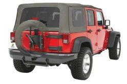 Bestop Oversize Tire Carrier