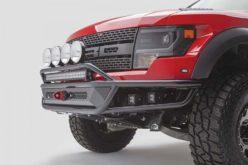 Body Armor Desert Series Front Bumper