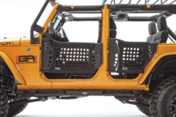 GEN 3 TrailDoors for Jeep Wrangler JK Unlimited from Body Armor
