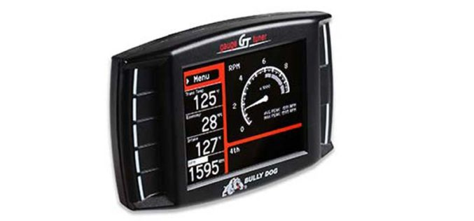 Bully Dog GT Platinum Gas Tuner