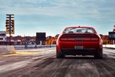 Dodge Challenger SRT Demon