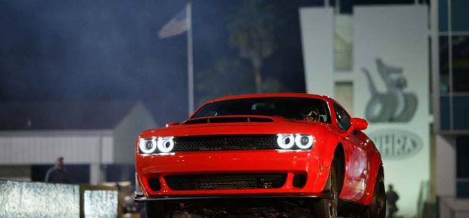 Dodge Challenger SRT Demon Hits Dealerships