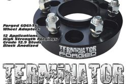 Performance World Terminator Forged Wheel Adapters