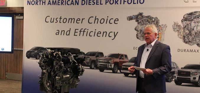 Feature: GM's Diesel Family is Growing