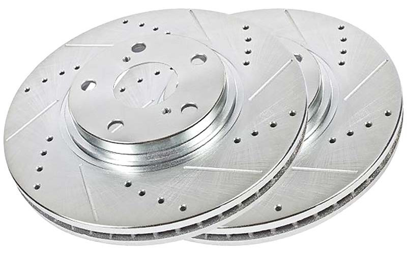 Hawk Sector 27 Rotors