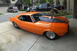 Readers Rides: 1968 Chevrolet Camaro Z28 Clone