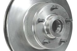 Original Parts Group 11-In. Chevelle Brake Rotor