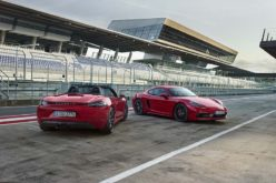 Porsche Expands the 718 Boxster and 718 Cayman Model Lines with GTS Models