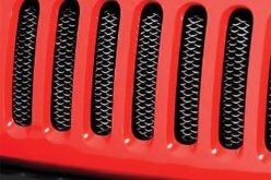 Rampage Products Gloss Black Grille Insert