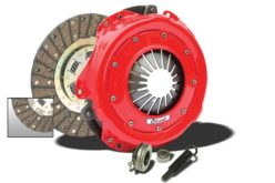 McLeod's New Street Level Clutches Bring Quality to Entry Level Clutch Market