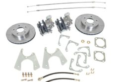 Summit Racing Rear Drum to Disc Brake Conversion Kit for Camaro