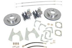 Summit Racing Rear Drum to Disc Brake Conversion Kit for Camaro