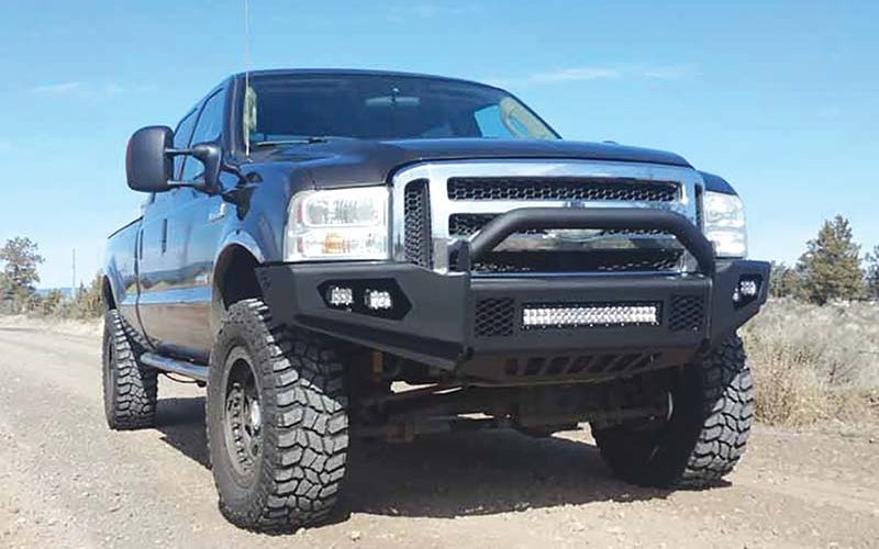 TrailReady Light Line Series Bumpers
