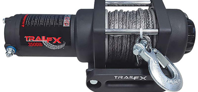 TrailFX ATV/UTV Winches