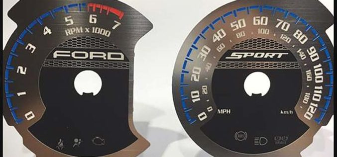 US Speedo Stainless Steel Edition Now Available for 2015-2018 Ford F-150