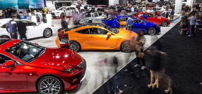 Vancouver Auto Show Returning and Increasing Show-Size for 2018