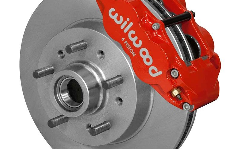 Wilwood Introduces Chevrolet C10 Truck Classic Series Front Brake Kits
