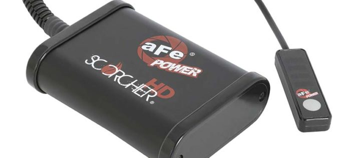 aFe Power Scorcher HD Module for EcoDiesel