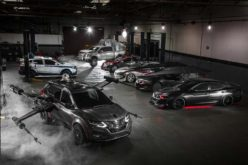 Nissan's Seven 'Star Wars: The Last Jedi'-inspired Vehicles