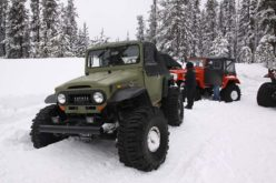 Snow Wheelin': What you need to know before going off-roading during the Winter