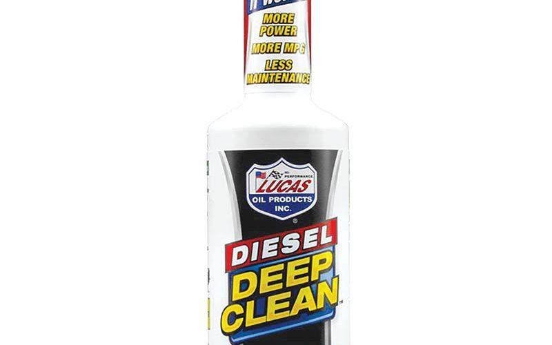 Lucas Oil Diesel Deep Clean