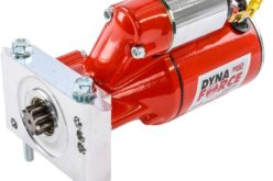 DynaForce by MSD Performance Starter